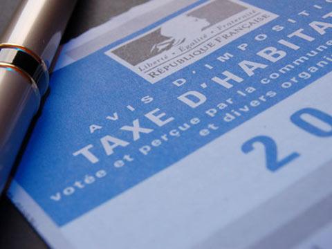 Fraude la redevance t l riche id e - Taxe habitation parking ...
