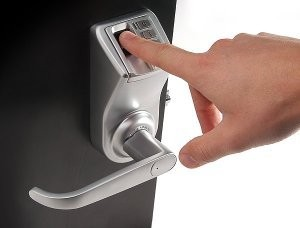 serrure-biometrique